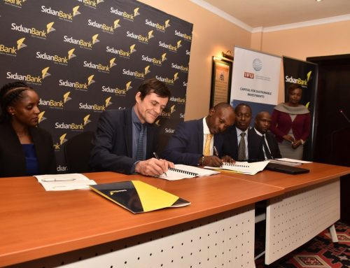 Sidian Bank Receives USD. 12 Million Tier 2 Capital Injection from The Investment Fund for Developing Countries