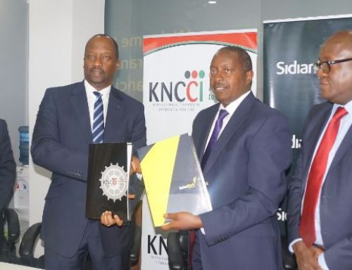 Sidian Bank and Kenya National Chamber of Commerce & Industry Sign MOU Towards Empowering Entrepreneurs