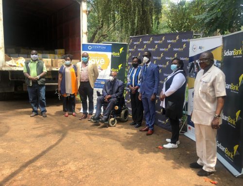 Sidian Bank Donates KES. 1.5 Million To Families Affected By COVID-19 Pandemic